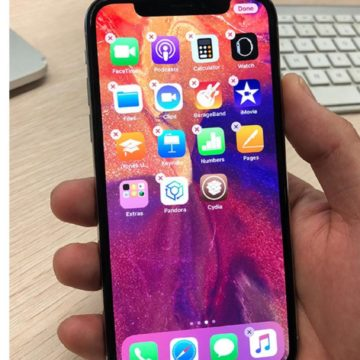 jailbreak su iPhone X