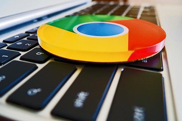 blocco riproduzione automatica video, foto logo Chrome
