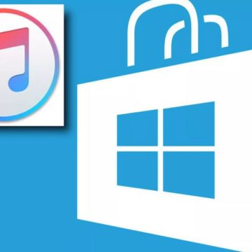 iTunes su WIndows Store