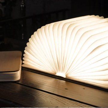 lampada led libro