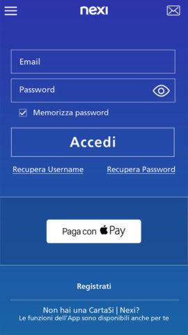 nexi pay apple pay 1