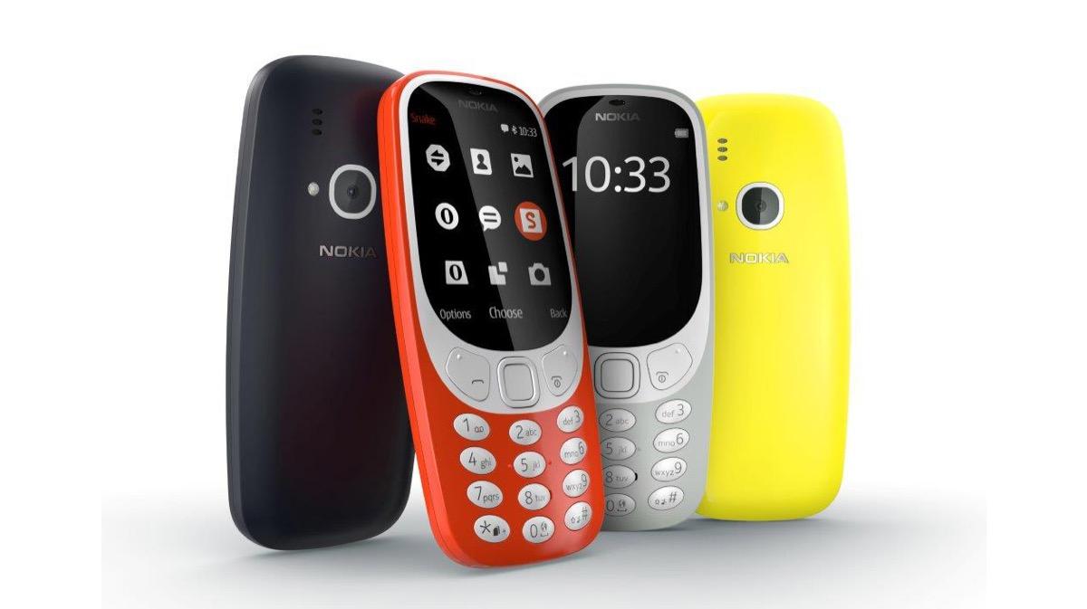 nokia 3310 4g LTE dispositivi monouso