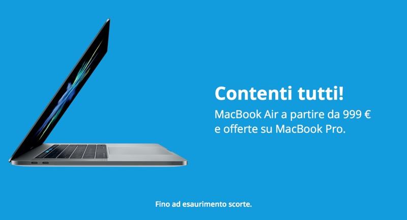 r-store offerta macbook air natale17