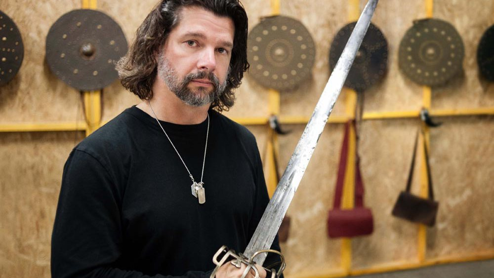 Ronald D. Moore - Foto: Courtesy of Ron Moore