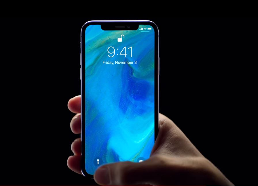 nuovi spot iphone x il volto protagonista nutesla the informant. Black Bedroom Furniture Sets. Home Design Ideas