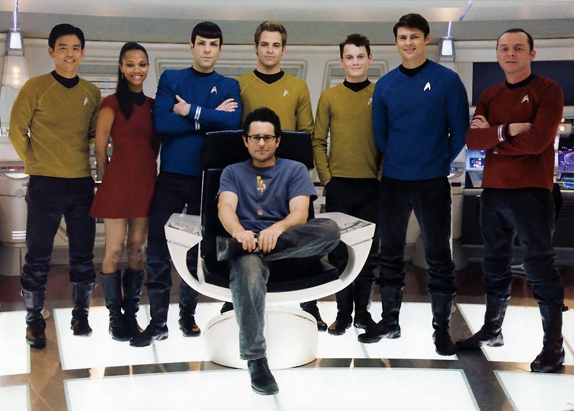Star Trek firmato da Quentin Tarantino JJ Abrams
