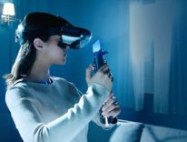 realtà virtuale morto