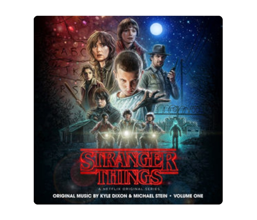 stranger things 3 icon