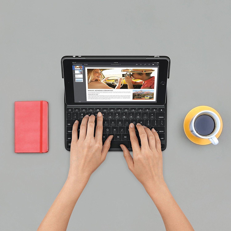 tastieraLogitech Create iPad Pro