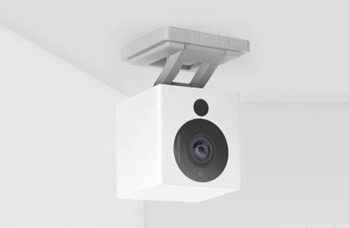 telecamera di videosorveglianza xiaomi in offerta lampo a