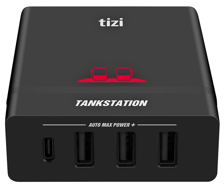tizi Tankstation USB-c