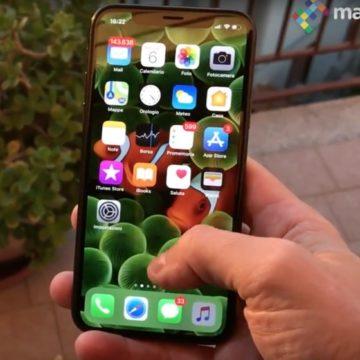 usare iPhone x senza tasto home 3
