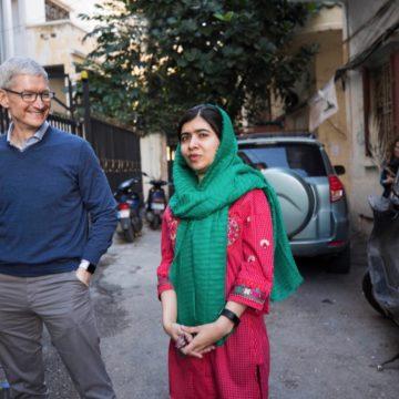 Apple Malala