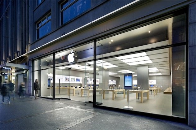 Apple Store Zurigo