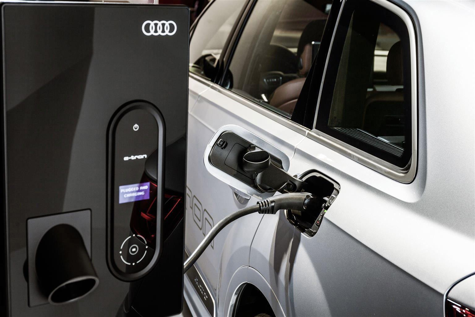 Audi Smart Energy Network: