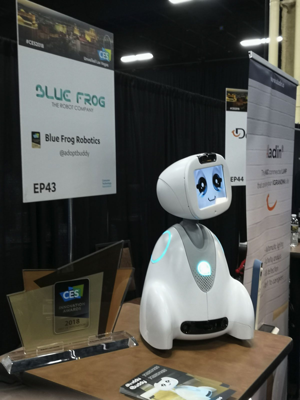 robot Blueforg