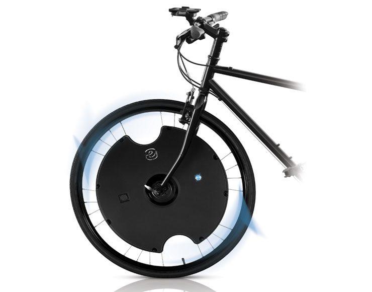 Ces 2018 Con Electron Wheel Qualsiasi Bici Diventa Elettrica In
