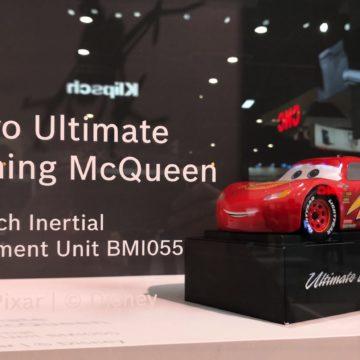 Bosch, un accelerometro per indossabili e IoT e un nuovo