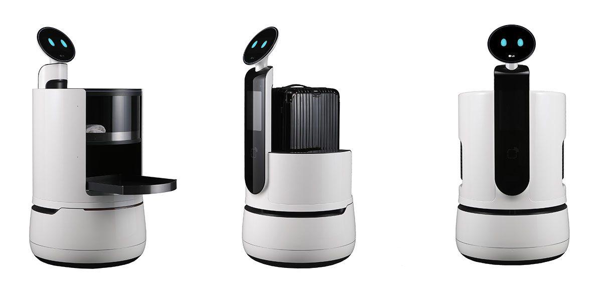 Nuovi robot di LG