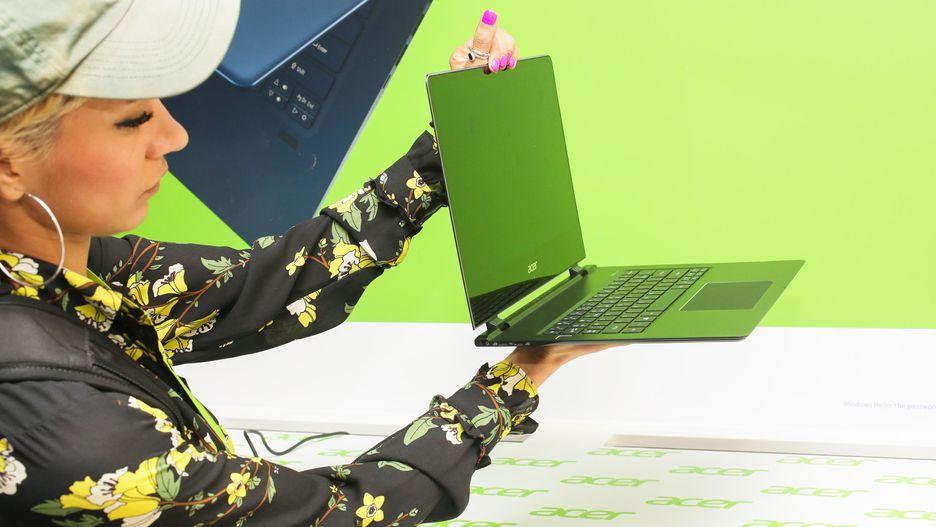 Acer Swift 7 - Foto: C-Net