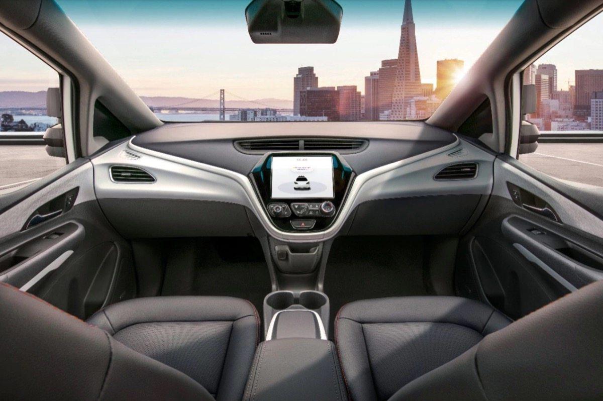 auto senza volante