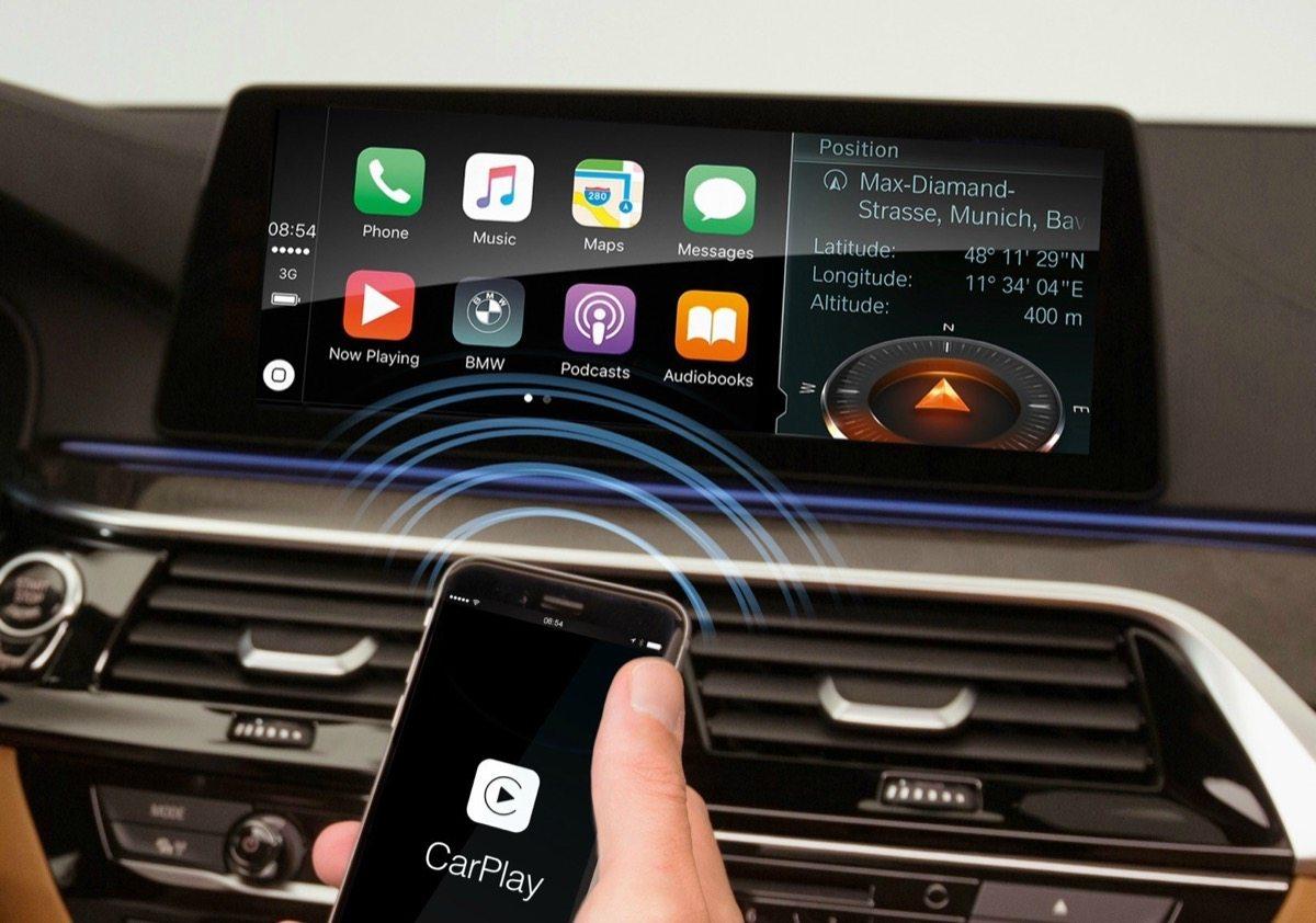 CarPlay per BMW