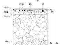 brevetto samsung lunotto iPhone x