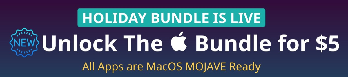 BundleHunt, tutti i programmi per Mac che volete a partire da 1 dollaro