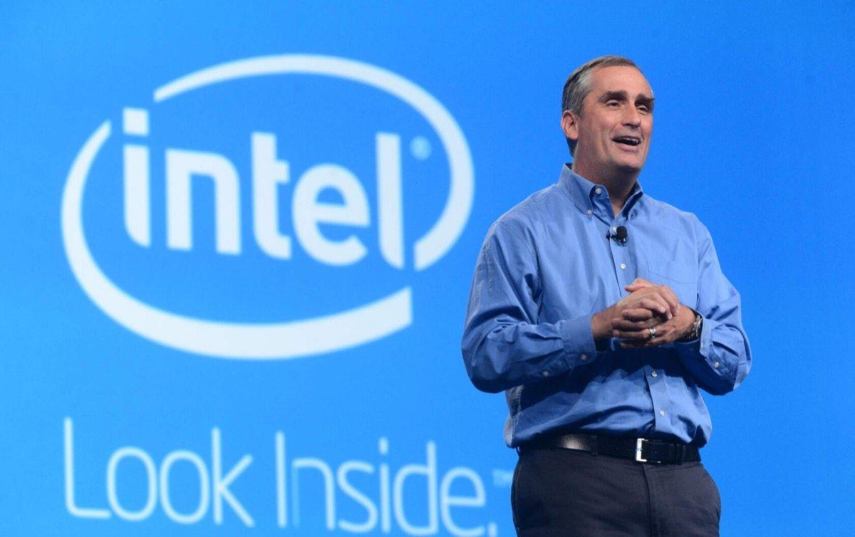 Intel bug azioni