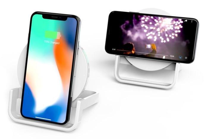 Boost Up Wireless Charging Stand caricabatteria wireless Belkin