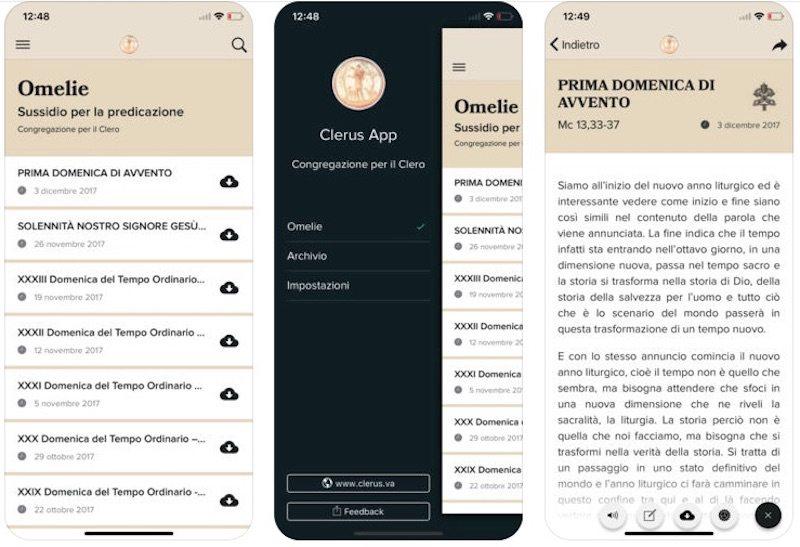clerus app