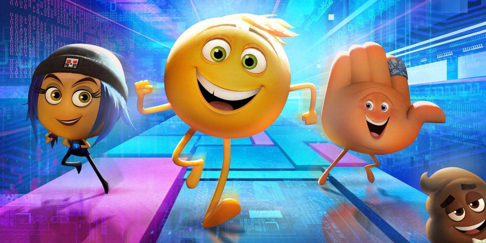emoji movie sony