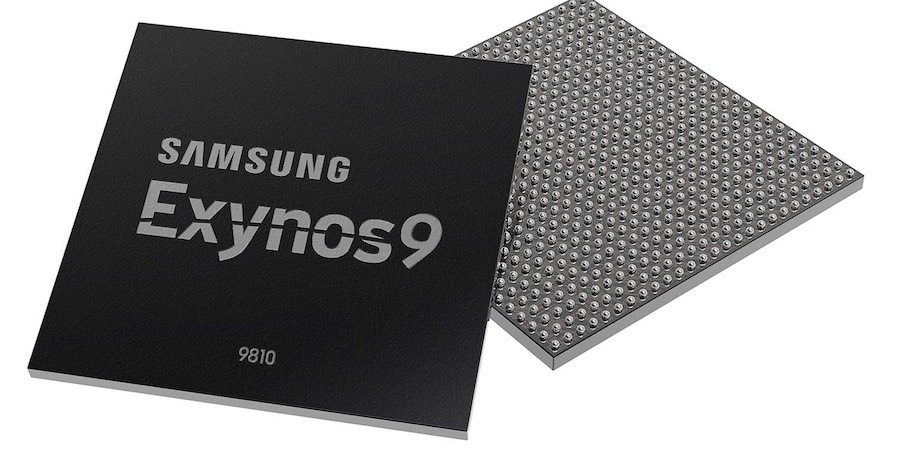 exynos 9 series 9810 1