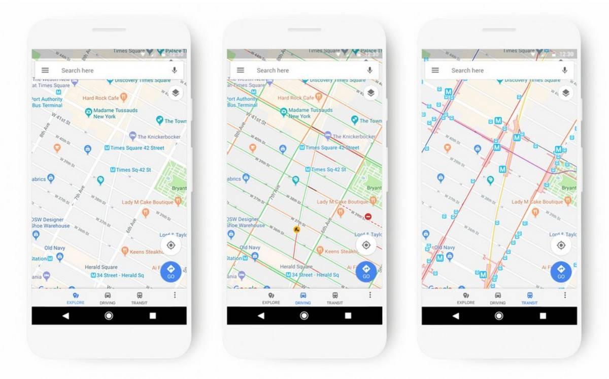 Google Maps in Cina