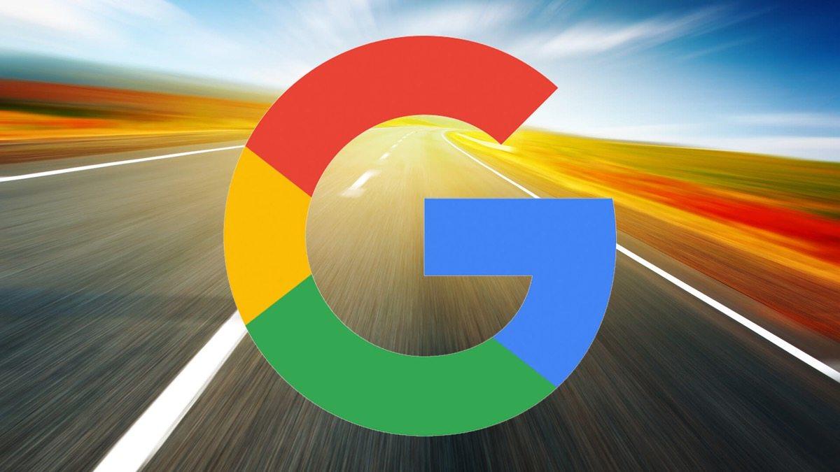 google wordpress - foto Google accelera