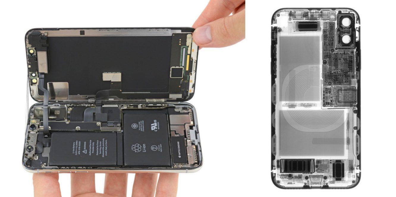 """Batteria degli iPhone 2018, alta capacità e forma ad """"L"""""""