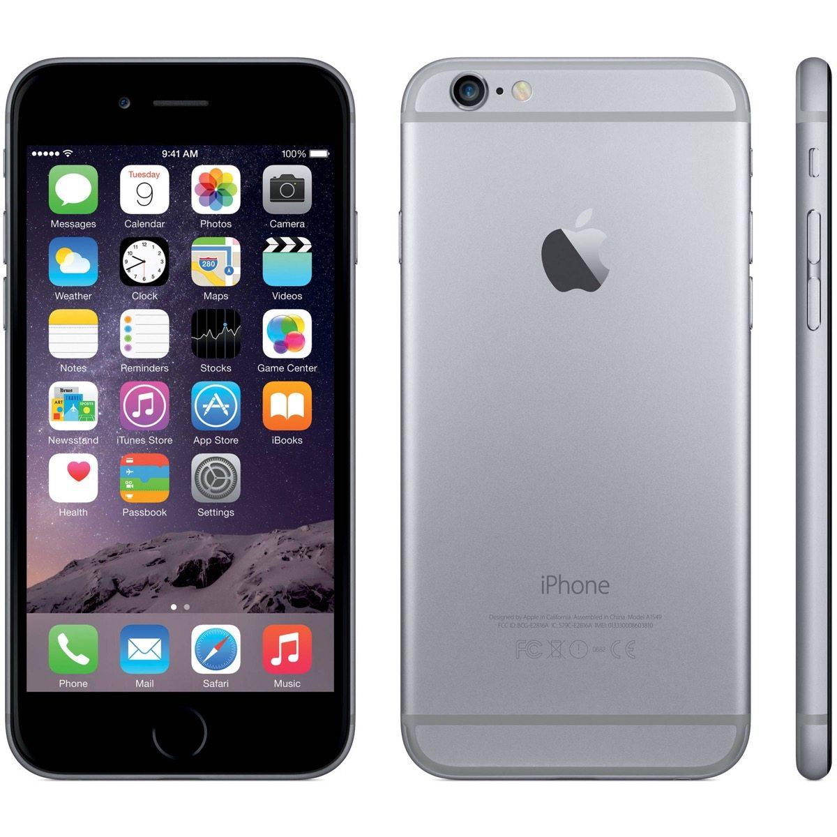 iPhone 6 contro iPhone 5s