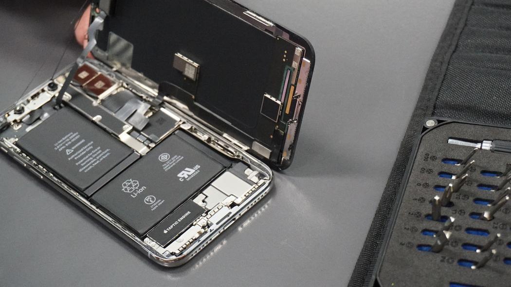 prestazioni iphone cambio batteria