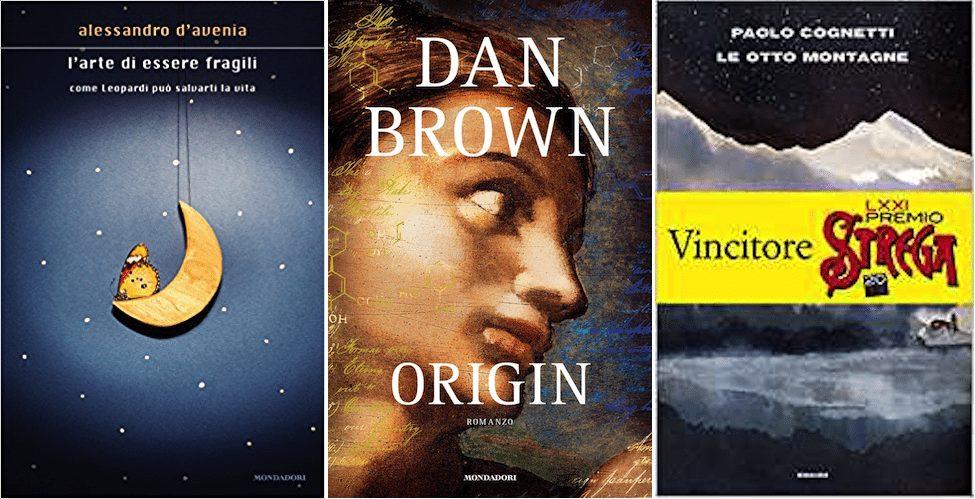 libri piu letti in italia nel 2017