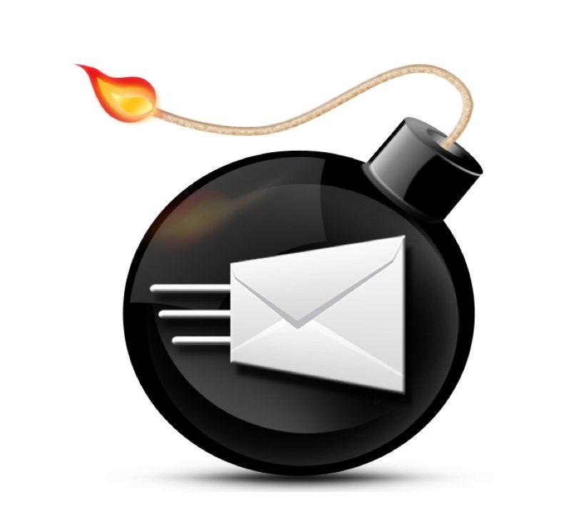 link bomba text bomb