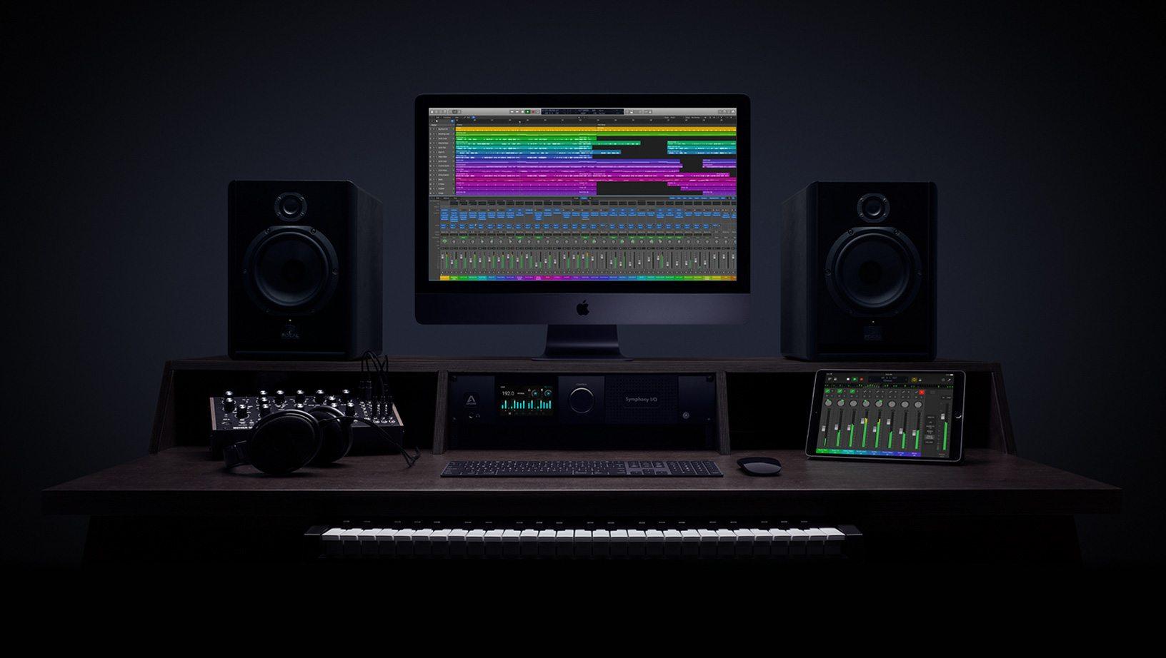L'ultimo update di Logic Pro X include una tecnologia di rilevamento del tempo e una serie di nuovi plug-in di effetti.