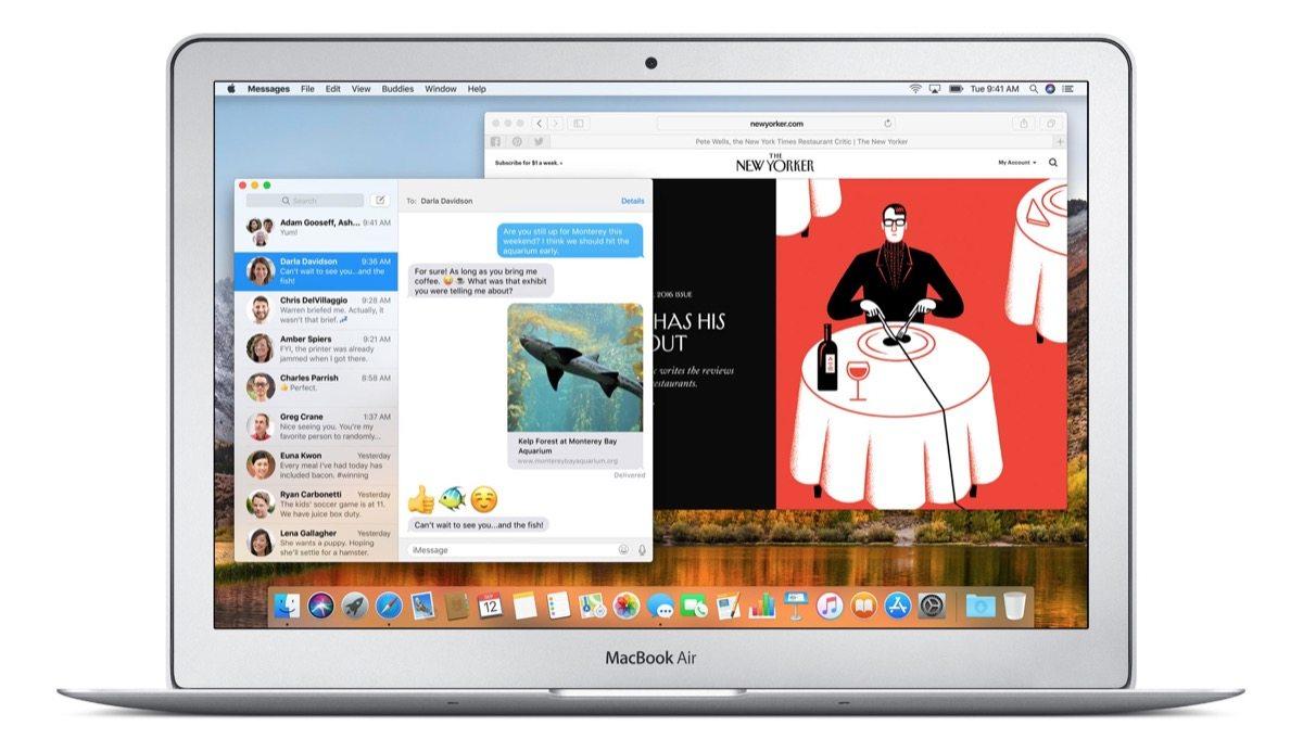 MacBook Air 10 anni