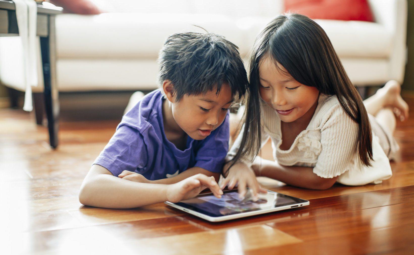 iPhone e iPad sicuri per i bambini
