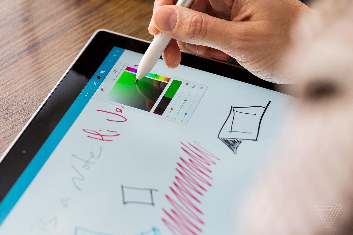 iPad Pro contro Google Pixelbook