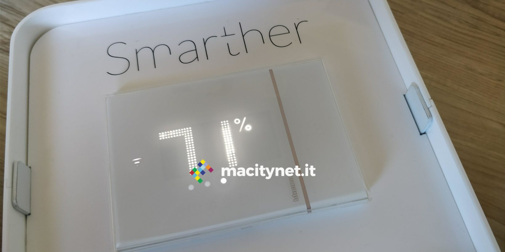 Smarther bticino24 - Smarther bticino ...