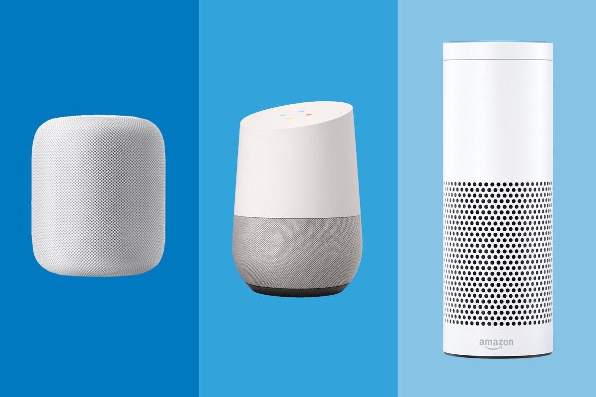 speaker smart in casa