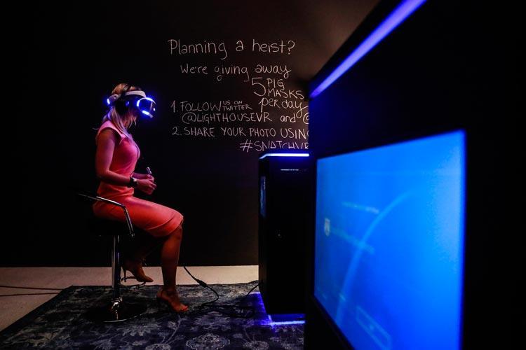 realtà virtuale biennale venezia
