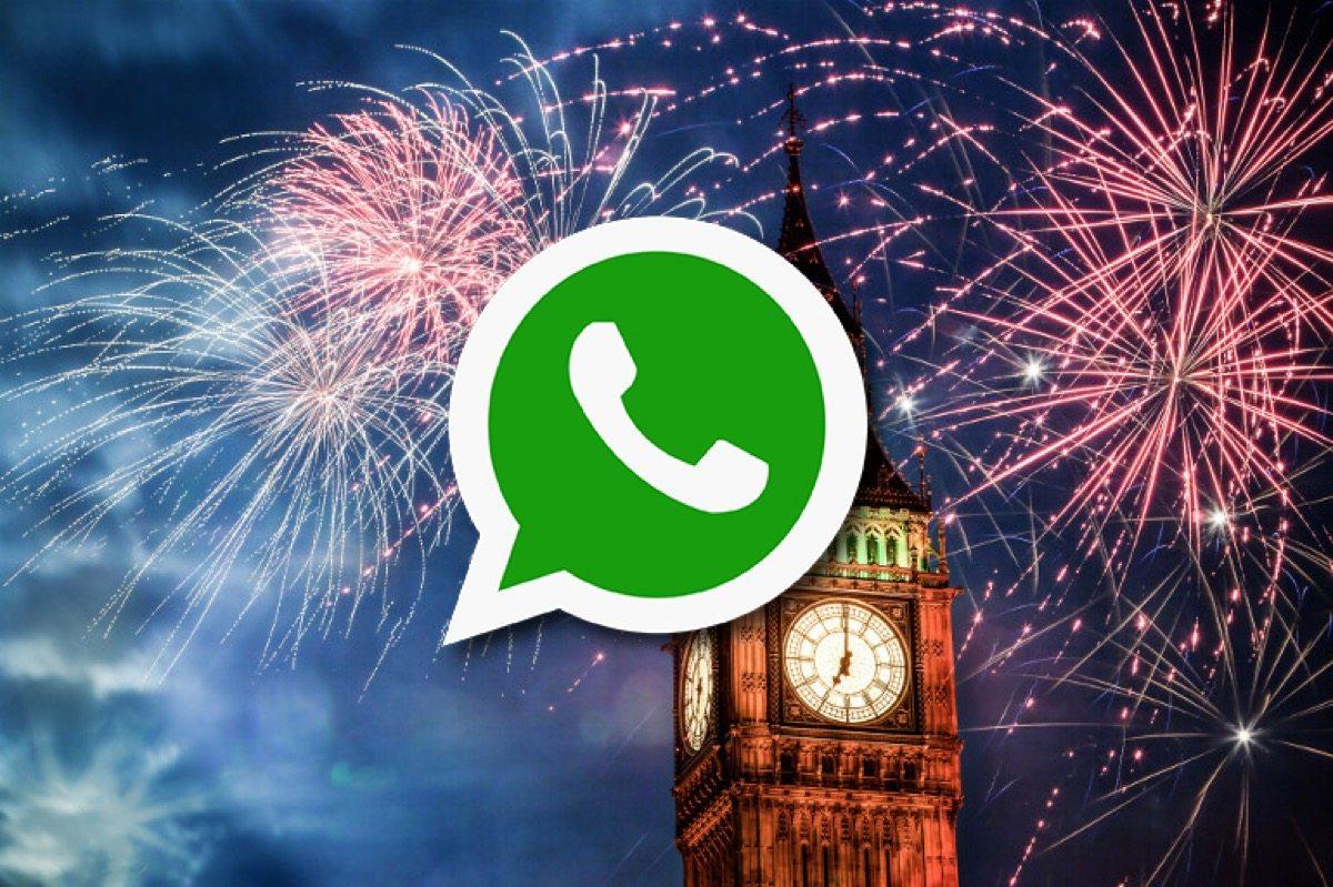 whatsapp capodanno