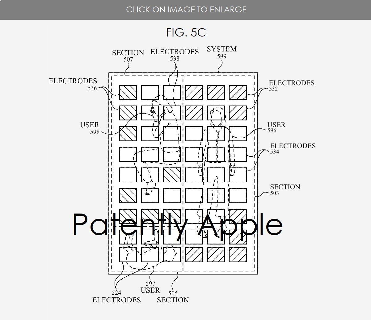 Brevetto Monitoraggio del sonno Apple