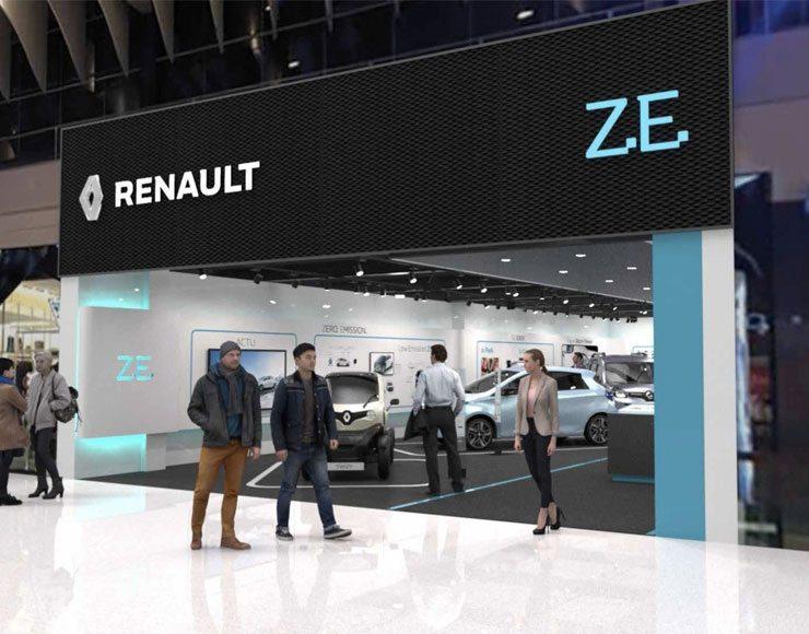 concept store Renault